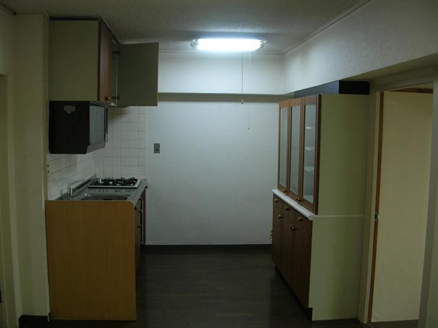 ★05キッチン(リフォーム前)