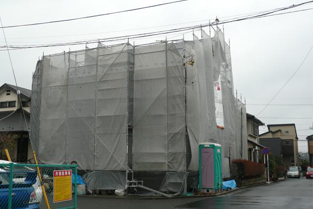 鴨志田の家