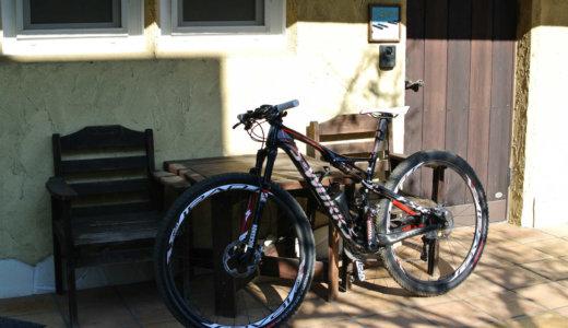 自転車と共にある暮らし