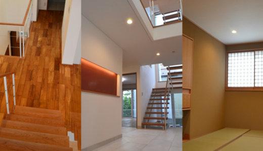 【11月内覧会】(SE構法の家)家族三世代が心地よく暮らす家 横浜市青葉区(終了しました)