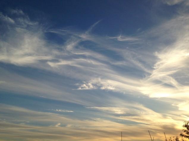 空 雲 美しい