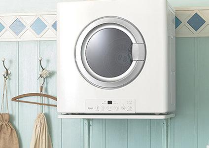 梅雨時期の強い味方、ガス衣類乾燥機『乾太くん』